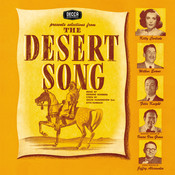 The Desert Song/ New Moon (Remastered) Songs