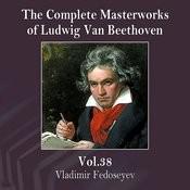 The Complete Masterworks Of Ludwig Van Beethoven, Vol. 38 Songs