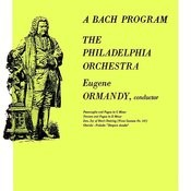 A Bach Program Songs
