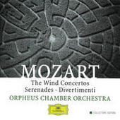 Mozart, W.A.: The Wind Concertos / Serenades / Divertimenti Songs