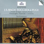 Bach, J.S.: Toccata & Fugue; Passacaglia; Pastoral; Canzona Songs