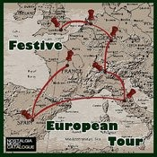 Festive European Tour Songs