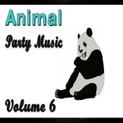 Animal Party Music, Vol. 6 Songs