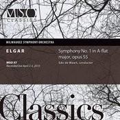 Elgar: Symphony No. 1 In A-Flat Major, Op. 55 (Live) Songs