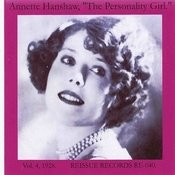 The Personality Girl, Vol. 4: 1928 Songs