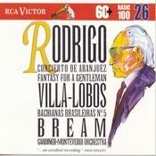 Rodrigo/Villa-Lobos: Concierto De Aranjuez Songs