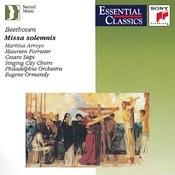 Beethoven: Missa solemnis, Op. 123 Songs