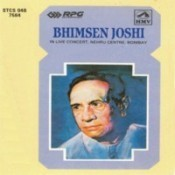 Pt Bhimsen Joshi In Live Concert Songs