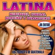 Latina. Merengues, Cumbias, Norteñas Y Duranguense Songs