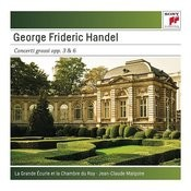 George Frideric Handel: Concerti grossi opp. 3 & 6 Songs