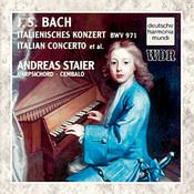 Bach: Italian Concerto & Partitas Songs