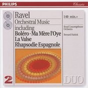 Ravel: Orchestral Music - Boléro/Ma Mère l'Oye etc. Songs