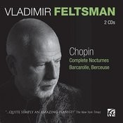 Chopin: Complete Noctures, Barcarolle, Berceuse Songs