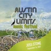 Live At Austin City Limits Music Festival 2007: Joss Stone Songs