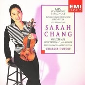 Vieuxtemps Lalo Violin Concertos Songs