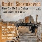 Shostakovich: Piano Trio No. 2 & Piano Quintet In G Minor Songs