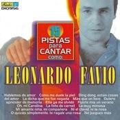 15 Pistas Para Cantar Como - Originalmente Realizado Por Leonardo Favio Songs