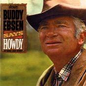 Buddy Ebsen Says Howdy Songs