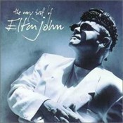 The Very Best Of Elton John Cd - 2 Songs