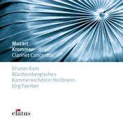 Krommer & Mozart : Clarinet Concertos (Elatus -) Songs