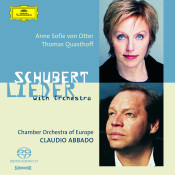 Schubert Orchestrated Songs Songs
