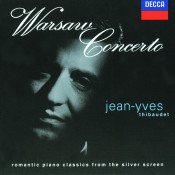 Warsaw Concerto - romantic piano classics from the silver screen Songs