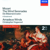 Mozart The Wind Serenades Songs