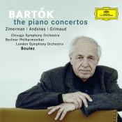 Bartók: The Piano Concertos Songs