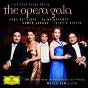 The Opera Gala Live From Baden Baden Songs