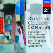 Shostakovich & Prokofiev: Cello Sonatas Songs