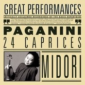 Paganini: 24 Caprices For Solo Violin, Op. 1 Songs