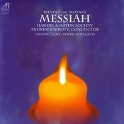 Messiah (Arranged By Mozart) (Oratorio In Three Parts) Songs