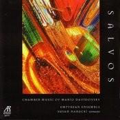 Salvos: Chamber Music Of Mario Davidovsky Songs