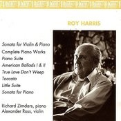 Music of Roy Harris Songs