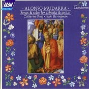 Alonso Mudarra Songs And Solos Songs