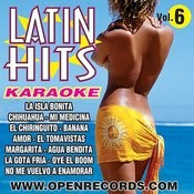 Latin Hits Karaokes Vol. 6 Songs