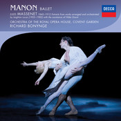 Massenet: Manon Songs