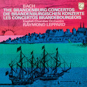 Bach: The Brandenburg Concertos Nos.4-6 Songs