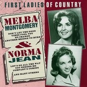 Melba Montgomery & Norma Jean: First Ladies Of Country Songs