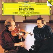 Schubert / Liszt: Erlkönig  Duos & Transcriptions Songs