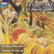 'Pot-Pourri' for flute & guitar Songs