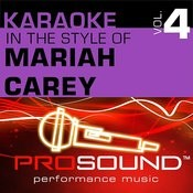 Shake It Off (Karaoke With Background Vocals)[In The Style Of Mariah Carey] Song
