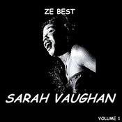 Ze Best - Sarah Vaughan Songs
