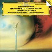 Scriabin: Symphonies Nos. 3 & 4 Songs