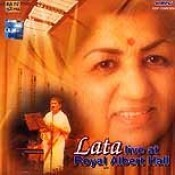 Lata - Live At Royal Albert Hall London Vol 1 Songs