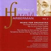 Music Of Harold Farberman, Vol. 2 Songs
