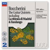 Boccherini: The Guitar Quintets (2 CDs) Songs
