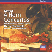 Mozart: Horn Concerto No.3 in E flat, K.447 - 1. Allegro Song