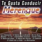 Te Gusta Conducir Merengue Songs