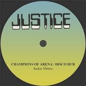Jackie Mittoo Champions Of Arena/Disco Dub Songs